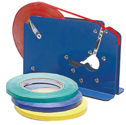 Bag Sealing Tape Dispenser - With Cutter