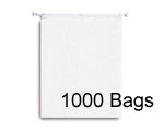 12x16 + 3 Draw Cord, 1000 Bags