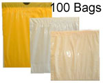 12x16 + 3 Draw Tape, 100 Bags