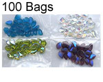 5x12.5 (.0015) Poly Pro, 100 Bags