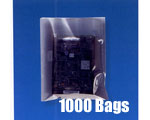 18x18 Static-Shielding Zip Lock, 1000 Bags
